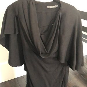 Alexander McQueen Dresses - Black Alexander McQueen dropped top dress